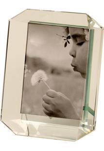 Porta-Retrato De Cristal Decorativo Montijo