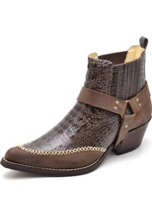 Bota Top Franca Shoes Country Café
