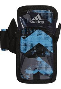 Porta Objeto Corrida Adidas Suporte Celular Preto