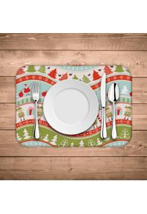 Jogo Americano Wevans Happy Noel
