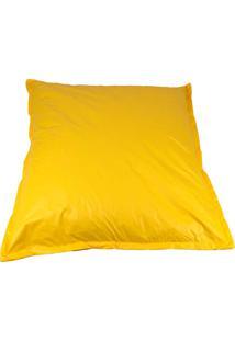 Puff Almofadão Pop - Stay Puff - Amarelo