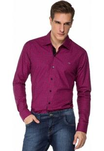 Camisa Ogochi Xadrez - Masculino