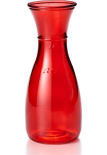 Jarra Bencafil 143003 1 Litro Vermelho - Kanui
