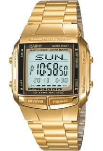 Relógio Casio Vintage Db-360G-9A - Feminino