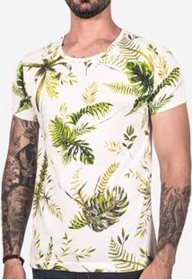 Camiseta Hermoso Compadre Leafs Masculina - Masculino