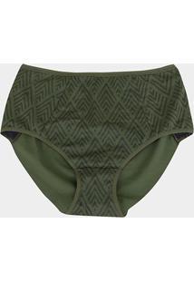 Calcinha Liz Hot Panty Feminina 50511 - Feminino-Verde