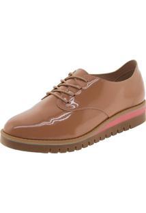 Sapato Feminino Oxford Beira Rio - 4174319 Salmão 01 35