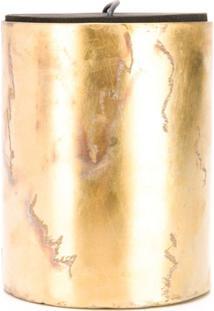 Parts Of Four Vela De Cera - Dourado
