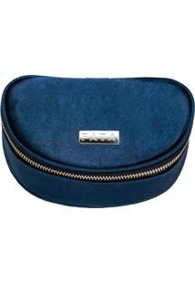 Necessaire Porta Bijoux Tonalito Fata - Feminino-Azul