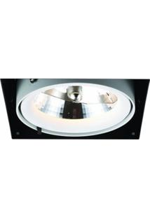 Spot Aro No Frame Aluminio 1Xar111 50W