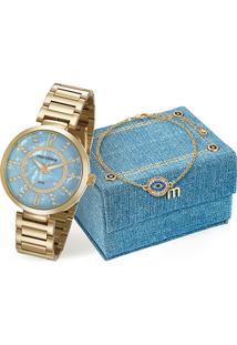 Relógio Mondaine Analógico 53617Lpmkde1K1 Feminino - Feminino