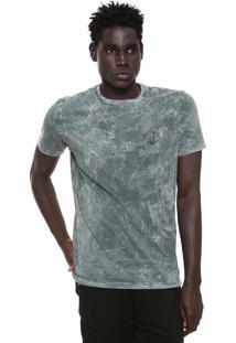 Camiseta Billabong Estonada Verde