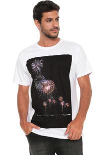 Camiseta Reserva Ano Novo Branca