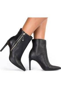 Bota Tanara Ankle Boot Feminina