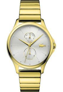 e119d15880e Relógio Digital Aco Lacoste feminino