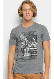 Camiseta All Free Eternal Youth Masculina - Masculino-Mescla Escuro