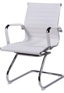 Cadeira Office Eames Esteirinha- Branca- 105X61X46,5Or Design