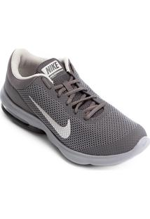 Tênis Nike Air Max Advantage Masculino - Masculino-Cinza+Branco