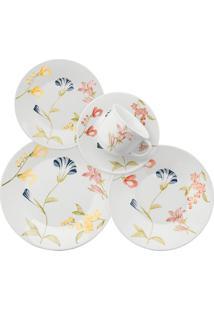 Aparelho De Jantar 20 Peças May - Biona Cerâmica - Colorido