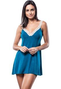 Camisola Modal Azul Marcyn | 513.072