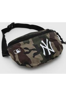 Pochete New Era New York Yankees Verde