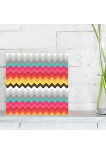 Quadro - Chevron Color