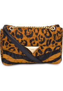 Bolsa Feminina Shoulder Bag 944 Wild Mix - Animal Print