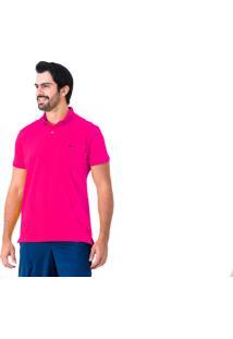 Camiseta Polo Bymissfit Pink