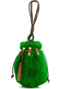 Marni Clutch Bindle - Verde