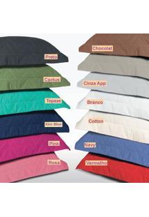 Porta Travesseiro Liso Innovi - 150 Fios - 100% Algodão - Innovi - Kacyumara - Pink