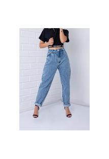 Calça Slouchy Pkd Jeans