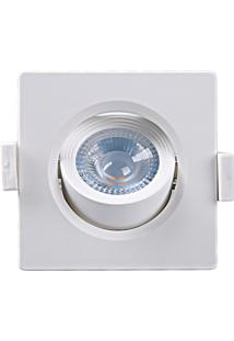 Spot Led Quadrado Alltop Mr11 3W 6500K