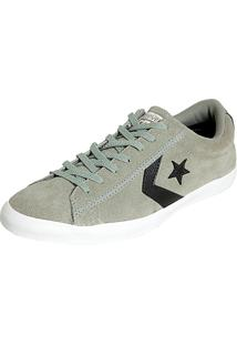 Tênis Converse Cons Star Player Suede Lp Ox Jupiter