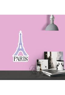 Adesivo De Parede Travel Paris