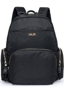 Mochila Cavalera Bag'S 16,9L - Unissex-Preto