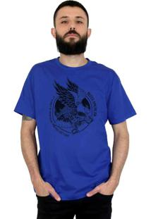 Camiseta Bleed American Eagle Royal
