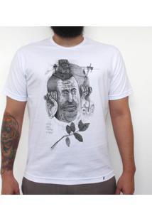 Aberto Para Conhecer O Novo - Camiseta Clássica Masculina