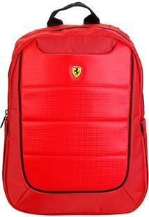 Mochila Ferrari Nova Escuderia - Unissex