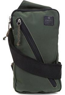 Bolsas Petite Jolie J-Lastic-Pj5008 - Feminino-Verde Militar