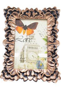 Porta Retrato Minas De Presentes 1 Foto Bronze
