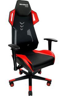 Cadeira Gamer Mx Ten Preta E Vermelha