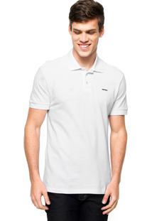Camisa Polo Sommer Gola Branca