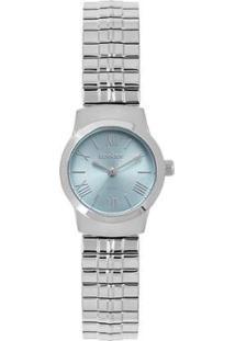 Relógio Condor Mini Feminino - Feminino-Prata
