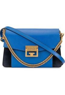 Givenchy Bolsa Tiracolo Gv3 - Azul