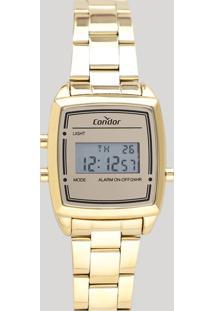 366d7e5ae1d Relógio Digital Condor Moderno feminino