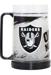 Caneca Gel Térmico Oakland Raiders- Nfl - Unissex