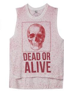 Regata Dead Or Alive (Off White, Pp)
