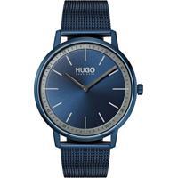 3f0f70ff591 Relógio Hugo Boss Masculino Aço Azul - 1520011 Vivara