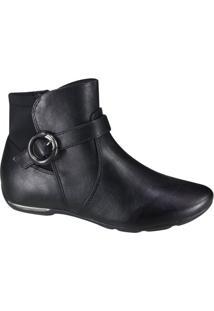Bota Comfortflex Ankle Boot Feminina