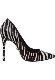 Scarpin Salto Zebra | Schutz